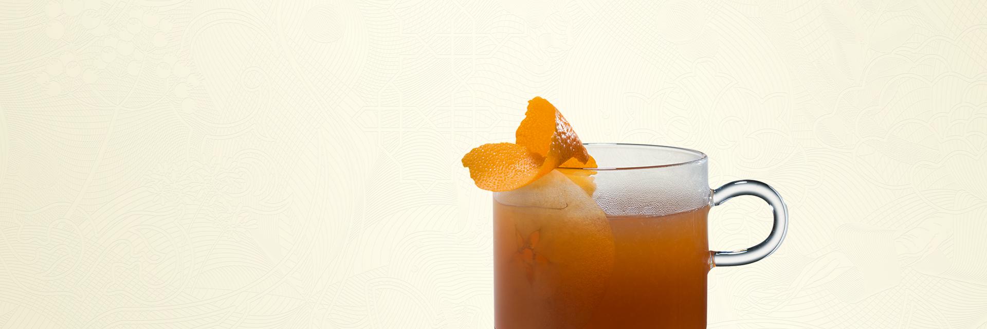 Cóctel caliente - Spiced Apple Tea